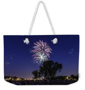 Spark And Bang Weekender Tote Bag