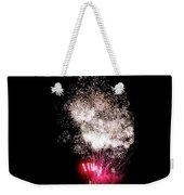 Sparkles Fireworks Weekender Tote Bag