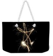 Sparkling Star II Weekender Tote Bag