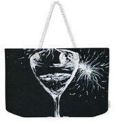 Sparkling Wine  Weekender Tote Bag