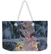 Sparkly Tree Weekender Tote Bag