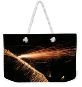 Sparks Will Fly Weekender Tote Bag