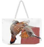 Sparring Flickers Weekender Tote Bag