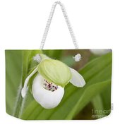 Sparrow's-egg Orchid  Weekender Tote Bag
