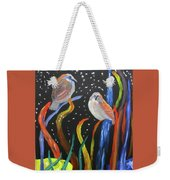 Sparrows Inspired By Chihuly Weekender Tote Bag