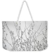 Sparsely Beautiful Weekender Tote Bag