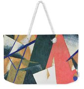Spatial Force Construction Weekender Tote Bag