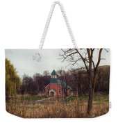 Spaulding Church Weekender Tote Bag