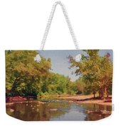 Spavinaw Creek Weekender Tote Bag