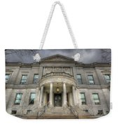 Speaker Matthew J. Ryan Building Weekender Tote Bag