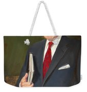 Speakers Of The United States House Of Representatives, Jim Wright, Texas Weekender Tote Bag by Celestial Images