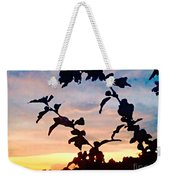 Special View Of Sunset Weekender Tote Bag