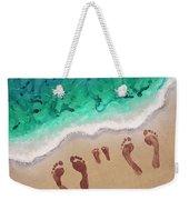Speck Family Beach Feet Weekender Tote Bag