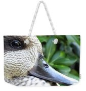 Speckled Duck Weekender Tote Bag