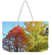 Spectacular Autumn Colors Weekender Tote Bag