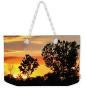 Spectacular Sunset In The Midwest Weekender Tote Bag