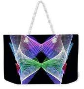 Spectrum Butterfly Weekender Tote Bag