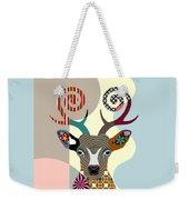 Spectrum Deer Weekender Tote Bag