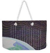 Spectrum Earth Spacescape Weekender Tote Bag