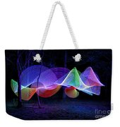 Spectrum Trees Weekender Tote Bag