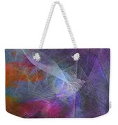 Spectrum Twist Weekender Tote Bag