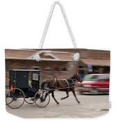 Speeding 3271 Weekender Tote Bag