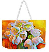 Spektrel Flowers Weekender Tote Bag