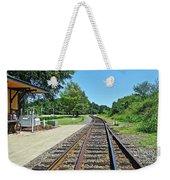 Spencer Railroad Station 2 Weekender Tote Bag