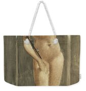 Spes, Or Hope In Prison Weekender Tote Bag