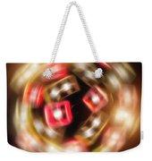 Sphere Of Light Weekender Tote Bag