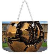 Sphere Within Sphere Weekender Tote Bag
