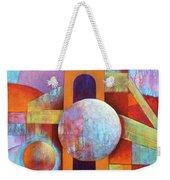 Spheres And Beams Weekender Tote Bag