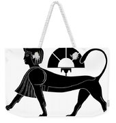 Sphinx - Mythical Creatures Of Ancient Egypt Weekender Tote Bag