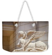 Sphinx Beauty Weekender Tote Bag