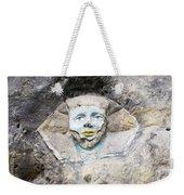 Sphinx - Rock Sculpture Weekender Tote Bag