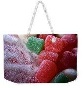 Spice Drops And Sugar Weekender Tote Bag