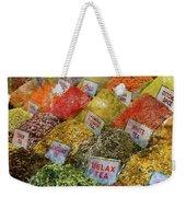 Spice Market In Istanbul Weekender Tote Bag