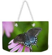 Spice Of Life Butterfly Weekender Tote Bag