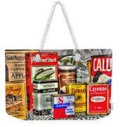 Spices 764 Weekender Tote Bag