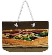 Spicy Italian Weekender Tote Bag
