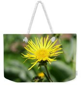 Spider Daisy Weekender Tote Bag