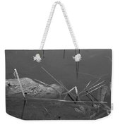 Spider In Water Weekender Tote Bag