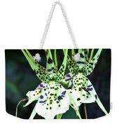Spider Orchid Brassia Weekender Tote Bag