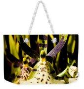 Spider Orchid Weekender Tote Bag