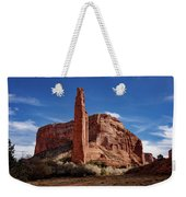 Spider Rock Weekender Tote Bag