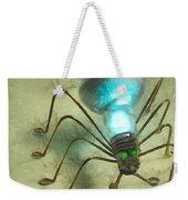 Spiderlamp Weekender Tote Bag