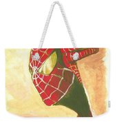 Spiderman Hiding Weekender Tote Bag