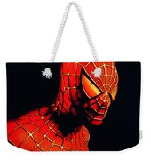 Spiderman Weekender Tote Bag