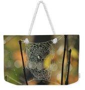Spider's Creation Weekender Tote Bag