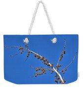 Spike Ball Tree Weekender Tote Bag